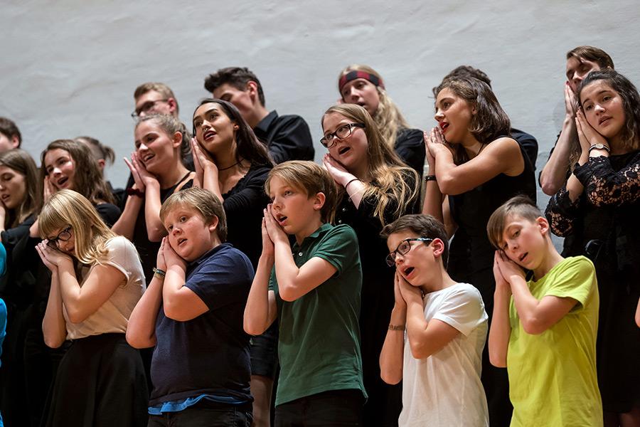 Cor de nens catedral de Salzburg