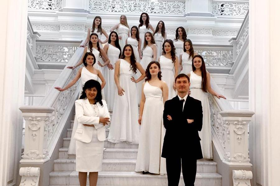 Cor femení Cantaible de Chisinau